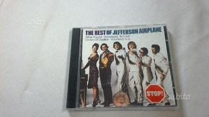 CD The Best Of Jefferson Airplane