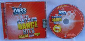 CD The Platinum Dance Hits - Dance Goes Pop