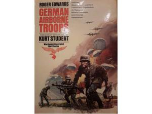 German airborne troops