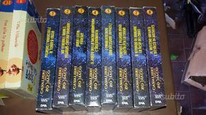 Grosso Lotto di 88 VHS videocassette