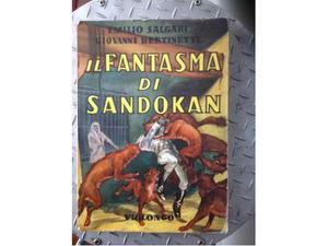 Il fantasma di Sandokan romanzo postumo tratto da.....