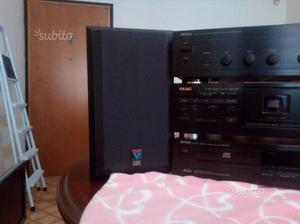 Impianto stereo hitachi denon posot class - Impianto stereo per casa ...