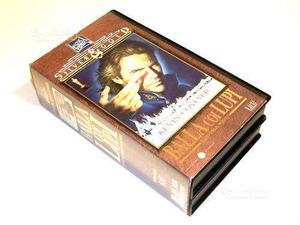 KEVIN COSTNER - Balla coi lupi (2 VHS) COFANETTO
