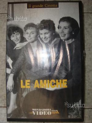 Le Amiche - Vhs - Il Grande Cinema - Mondadori