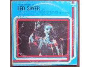 "Lp 33 giri:The Many faces of Leo Sayer"" Volume 1° - ediz."