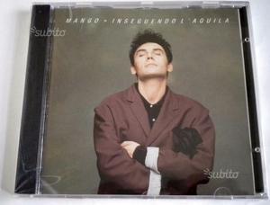 Mango Inseguendo L'Aquila. CD F. Cetra. (nuovo)