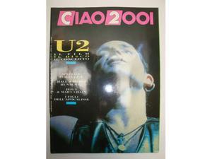 Musica Rivista CIAO  Anno  n. U2