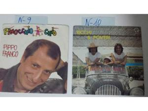 Pippo franco + ricchi e poveri 45