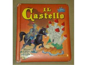 Regalo libro per bambini il castello