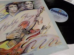 STEVE HACKETT (Genesis) Highly Strung - LP / 33 g