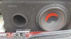 Subwoofer dragster 38