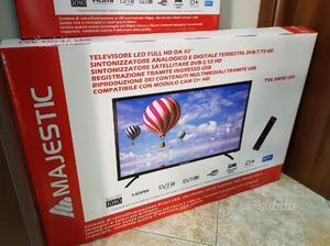 Televisore led 40