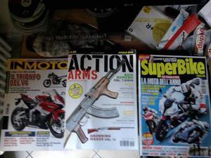 Varie riviste di tuning