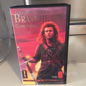 Vhs - Braveheart COFANETTO 2 VHS - FOX VIDEO