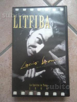 Video cassetta LITFIBA - Lacio Drom
