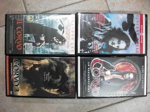 Videocassette vhs IL CORVO