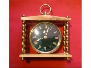 () antico orologio sveglia wehrle anni 40 made in
