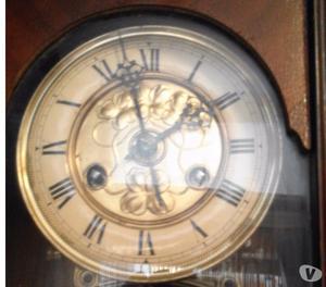 orologio a pendolo da parete inizio 900