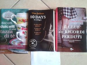 80 days + il club dei ricordi perduti + biscotti