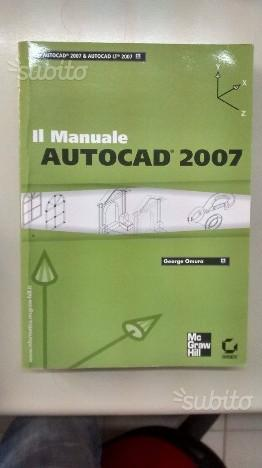 AUTOCAD  - IL MANUALE - GEORGE OMURA - McGraw