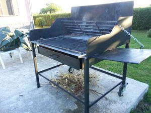 Barbecue in ferro per ristorazione posot class for Barbecue fai da te in ferro