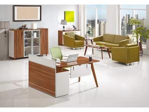 Completo ufficio moderno Evolutio A-909 con scrivania 1,4