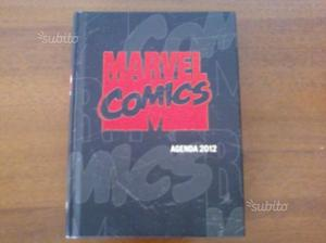 Diario agenda pocket Marvel Comics