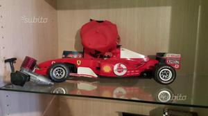 Ferrari F1 MICHAEL SCHUMACHER motore a scoppio