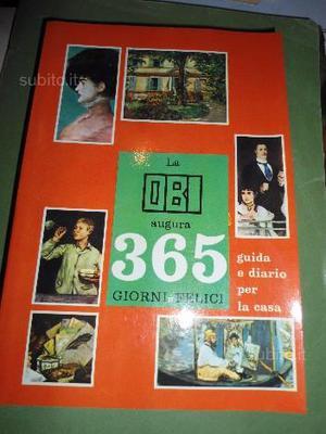 Guida e Diario per la casa