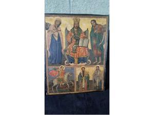 Icona Russa XVIII Secolo