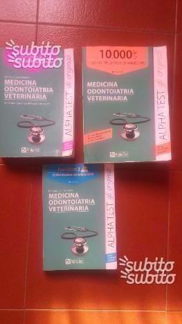 Libri Alpha test medicina