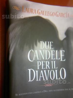 Libro DUE CANDELE PER IL DIAVOLO di Laura G. Garcì