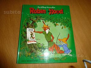 Libro Robin Hood Walt Disney