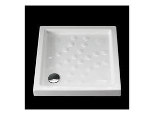 NUOVO Piatto doccia cm 65x65 bianco
