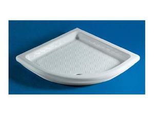 NUOVO Piatto doccia semicircolare Ideal Standard cm 80