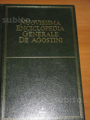 Nuovissima enciclopedia generale de agostini vol 1