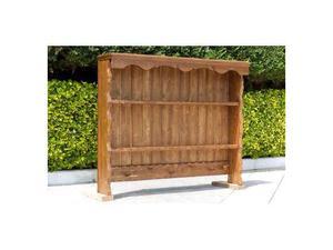 Piattaia in legno massello di abete