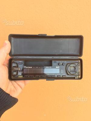 Stereo Pioneer con caricatore da 6 CD