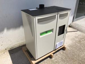 Stufa pellet condizionatore climatizzatore