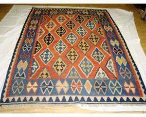 Tappeti Kilim Tunisini : Tappeto kilim intessuto a mano marocco lana posot class