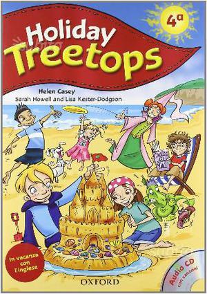 Treetops on holiday. Student's book. Per 4ª elem