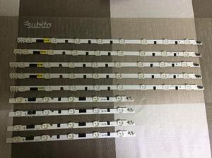 Barra Led per Tv Samsung 40 Pollici D2GE-400SCA-R3