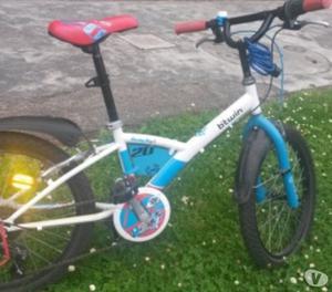 Bici B'Twin (ruote)20) da Bimbo, 7-10 anni