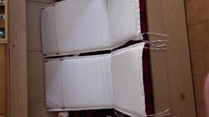 Cuscini 11 per sedie posot class for Feltrini antirumore per sedie