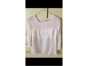 Camicia bianca taglia 38