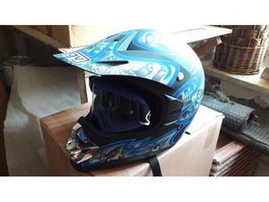 Casco Helmet Motocross/ Enduro AGV Rc5 Pro X Trem