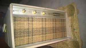 Fonovaligia della RCA a valvole