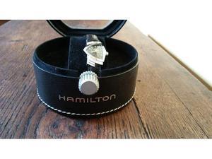 Hamilton ventura lady diamonds