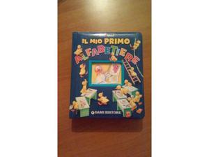 Libro per bambini Il mio primo alfabetiere