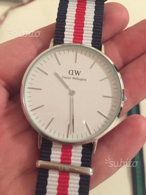 Orologio Daniel Wellington DW oversize moda